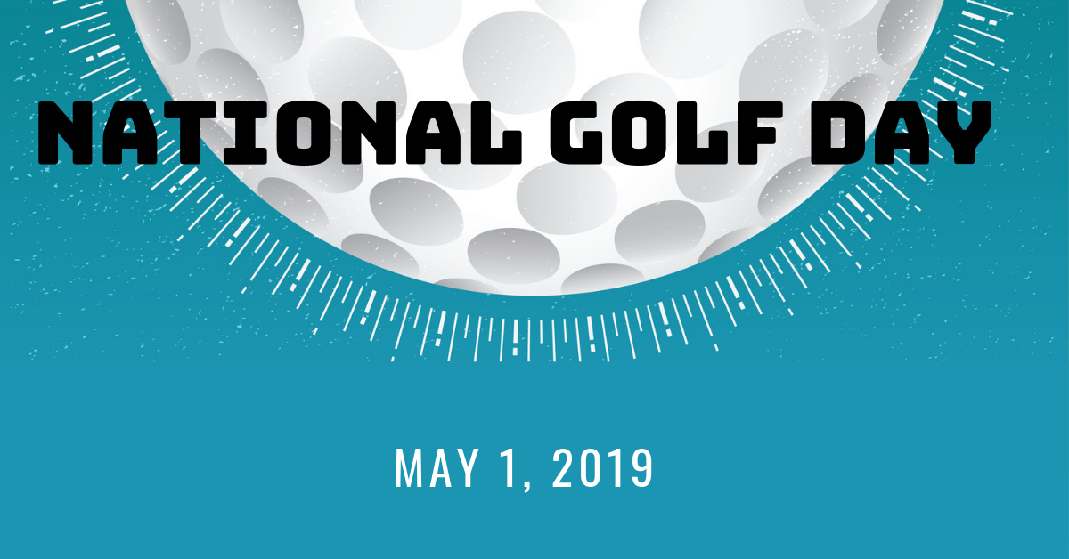National Golf Day Is Coming Marin County Golf